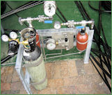 EPCM � ETO, Nitrogen skid / package for Subsea valve control.