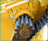 Offshore platform Jib crane drive gear gearbox mounting re-design / modification.